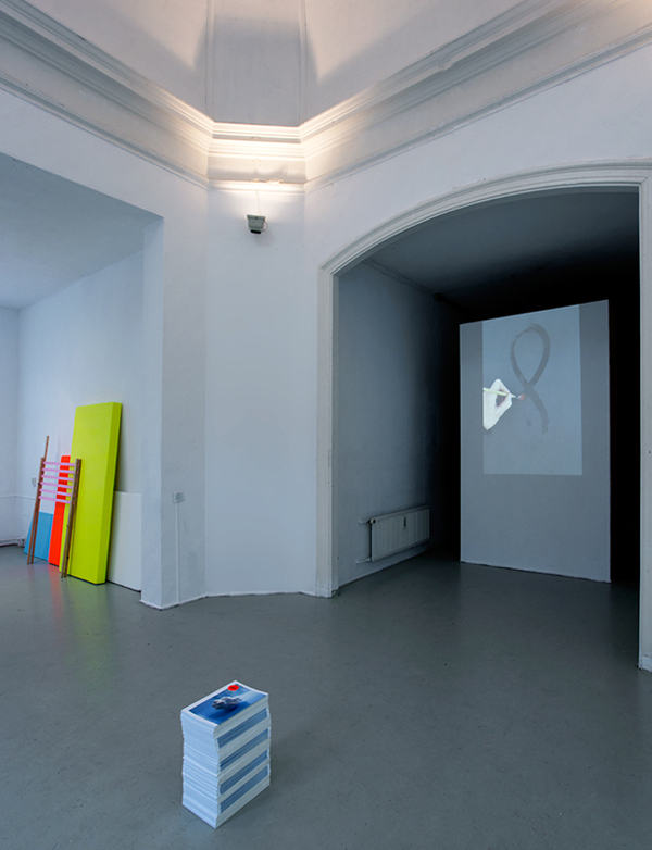 2014, overview solo exhibition 'paradise how'